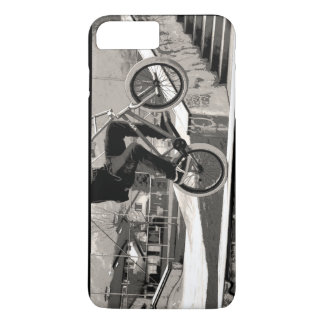 Wheelie Master - BMX Biker iPhone 8 Plus/7 Plus Case
