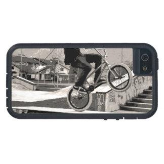 Wheelie Master - BMX Biker Tough Xtreme iPhone 5 Case