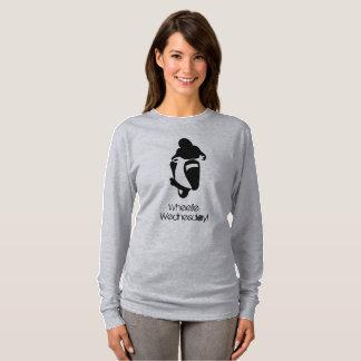 Wheelie Wednesday- Black T-Shirt