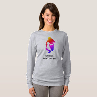 Wheelie Wednesday T-Shirt