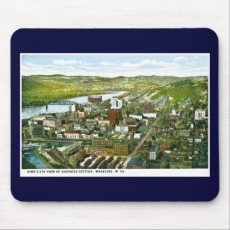 Wheeling, West Virginia Mouse Pad