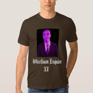 Wheelium Esquire XI T Shirt