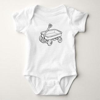 Wheels - Baby Baby Bodysuit