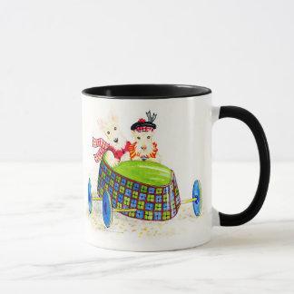 Wheels In The Wood mug