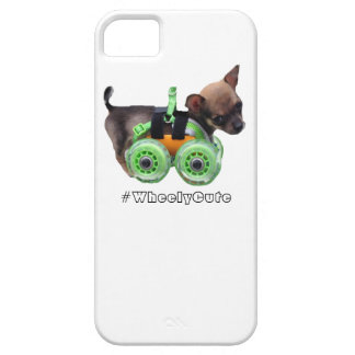 #WheelyCute Phone Case! iPhone 5 Cover
