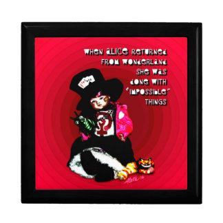 When Alice Returned by Aleta Gift Box