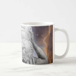 When Atlas Shirked Medallion Coffee Mug