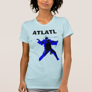 when atlatls are outlawed, T-Shirt