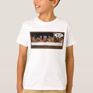 When Do We Eat? - Funny Last Supper Holiday T-Shirt