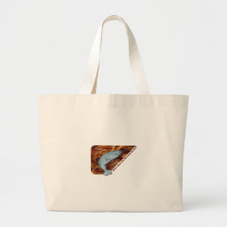 When Does the Narwhal Bacon? Jumbo Tote Bag