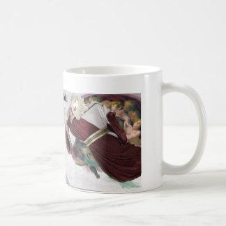 When God made you he broke the mold! Basic White Mug