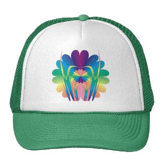 When green matters mesh hat