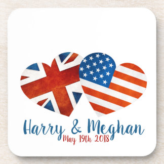When Harry met Meghan Coaster