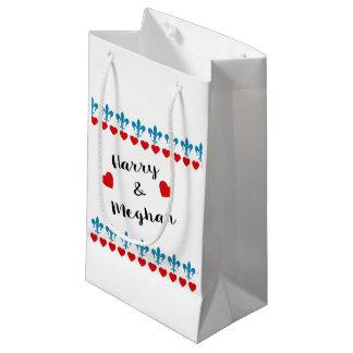 When Harry met Meghan Small Gift Bag