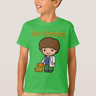 When I Grow Up Future Veterinarian T-Shirt