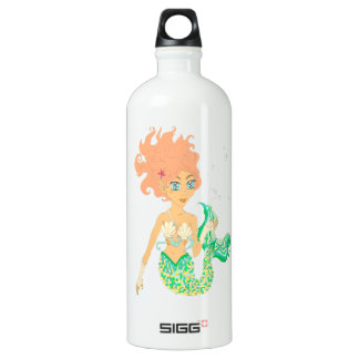 When I grow up I want to be a mermaid SIGG Traveller 1.0L Water Bottle