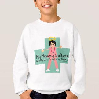 When I grow  up, I want to be a Nurse 3 Sweatshirt