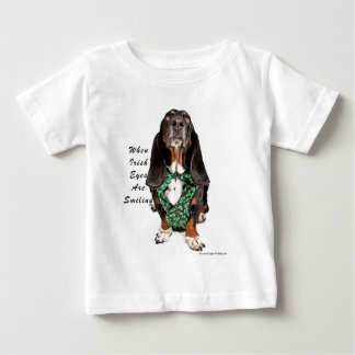 When Irish Eyes are Smiling Baby T-Shirt