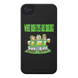 When Irish Eyes Are Smiling Case-Mate iPhone 4 Cases