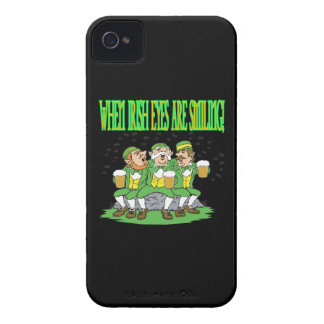 When Irish Eyes Are Smiling iPhone 4 Cover