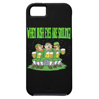 When Irish Eyes Are Smiling iPhone 5 Cases
