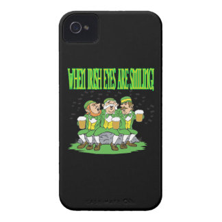 When Irish Eyes Are Smiling iPhone 4 Case-Mate Case