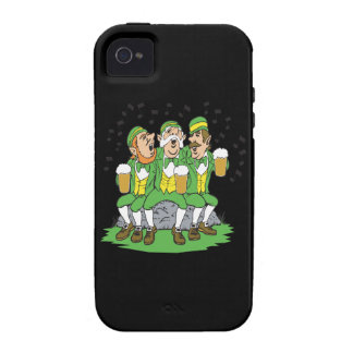 When Irish Eyes Are Smiling Case-Mate iPhone 4 Covers