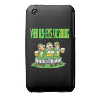 When Irish Eyes Are Smiling iPhone 3 Cover