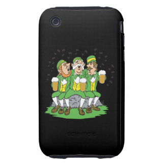 When Irish Eyes Are Smiling iPhone 3 Tough Cases