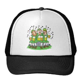 When Irish Eyes Are Smiling Hat