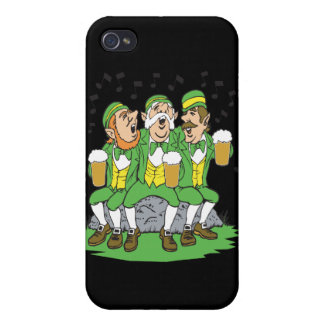 When Irish Eyes Are Smiling iPhone 4 Case