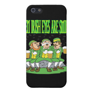 When Irish Eyes Are Smiling iPhone 5 Covers