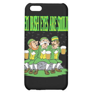 When Irish Eyes Are Smiling iPhone 5C Covers