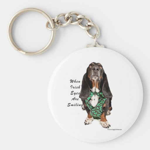 When Irish Eyes are Smiling Key Chains