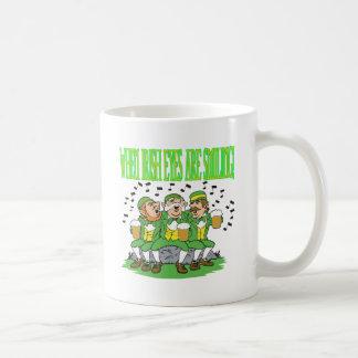 When Irish Eyes Are Smiling Mug
