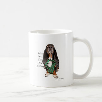 When Irish Eyes are Smiling Classic White Coffee Mug