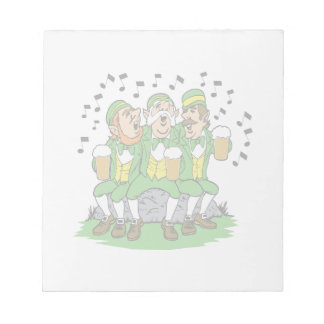 When Irish Eyes Are Smiling Note Pads