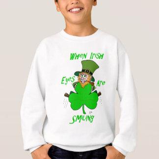When Irish Eyes are Smiling Sweatshirt