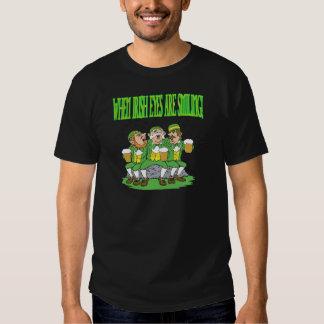 When Irish Eyes Are Smiling T Shirt