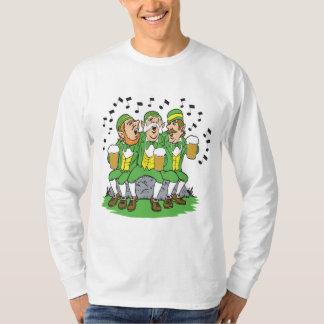 When Irish Eyes Are Smiling Tee Shirt