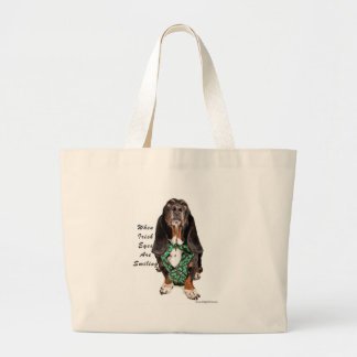 When Irish Eyes are Smiling Canvas Bag