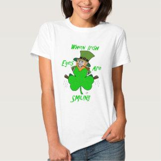 When Irish Eyes are Smiling Tshirt