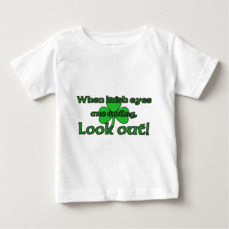 When Irish Eyes Are Smiling Tshirts