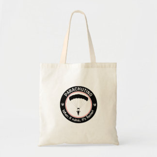 When it ruins, it's faster! tote bag