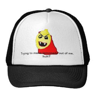 When Life Gives You Lemons Cap