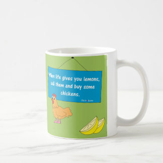 When Life Gives You Lemons...Mug Basic White Mug