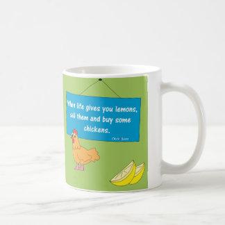 When Life Gives You Lemons...Mug Coffee Mug