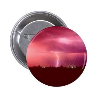 WHEN LIGHTNING STRIKES PINBACK BUTTONS