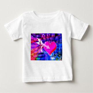 When Music arrow targeted heart T Shirt