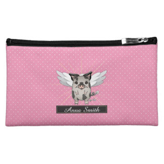 When Pigs Fly Cosmetic Bag